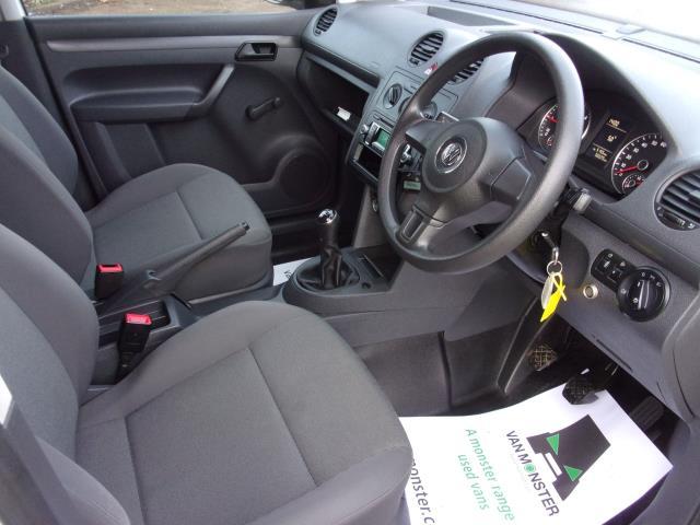 2017 Volkswagen Caddy C20 1.6 Tdi 75Ps Startline Van (GF17AVV) Image 2