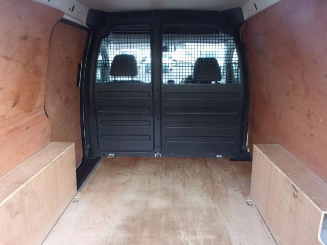 2017 Volkswagen Caddy C20 1.6 Tdi 75Ps Startline Van (GF17AVV) Image 18
