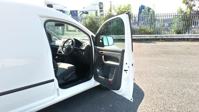2017 Volkswagen Caddy 1.6 Tdi 75Ps Startline Van (GF17AWU) Image 13