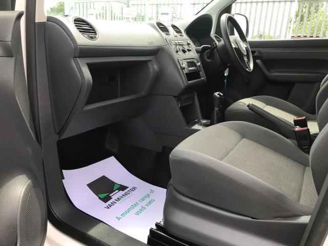 2017 Volkswagen Caddy 1.6TDI 75PS STARTLINE EURO 5 (GF17AWW) Image 14
