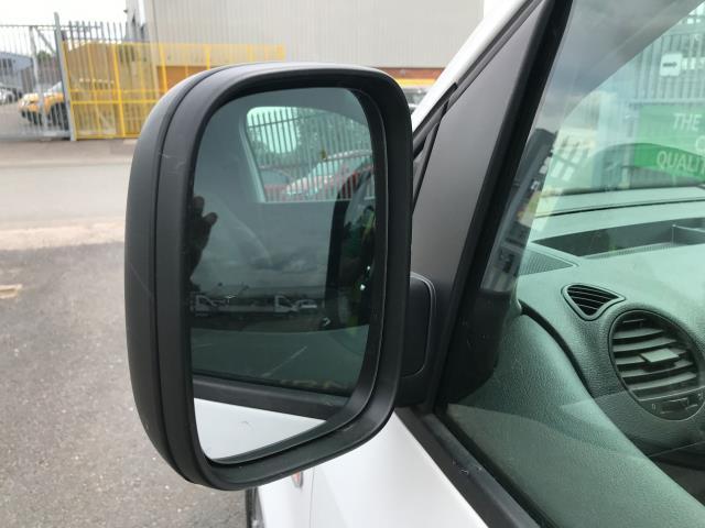 2017 Volkswagen Caddy 1.6TDI 75PS STARTLINE EURO 5 (GF17AWW) Image 23