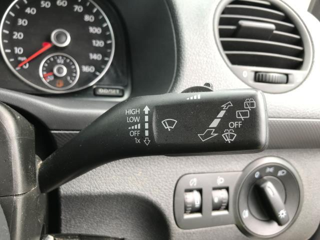 2017 Volkswagen Caddy 1.6TDI 75PS STARTLINE EURO 5 (GF17AWX) Image 22