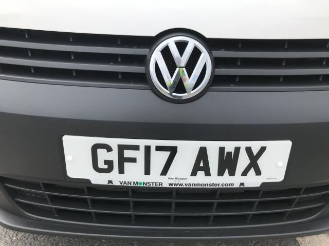2017 Volkswagen Caddy 1.6TDI 75PS STARTLINE EURO 5 (GF17AWX) Image 25
