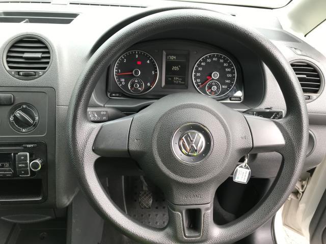 2017 Volkswagen Caddy 1.6TDI 75PS STARTLINE EURO 5 (GF17AWX) Image 11
