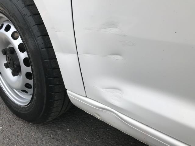 2017 Volkswagen Caddy 1.6TDI 75PS STARTLINE EURO 5 (GF17AWX) Image 9