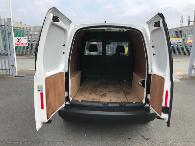 2017 Volkswagen Caddy 1.6TDI 75PS STARTLINE EURO 5 (GF17AWX) Image 20