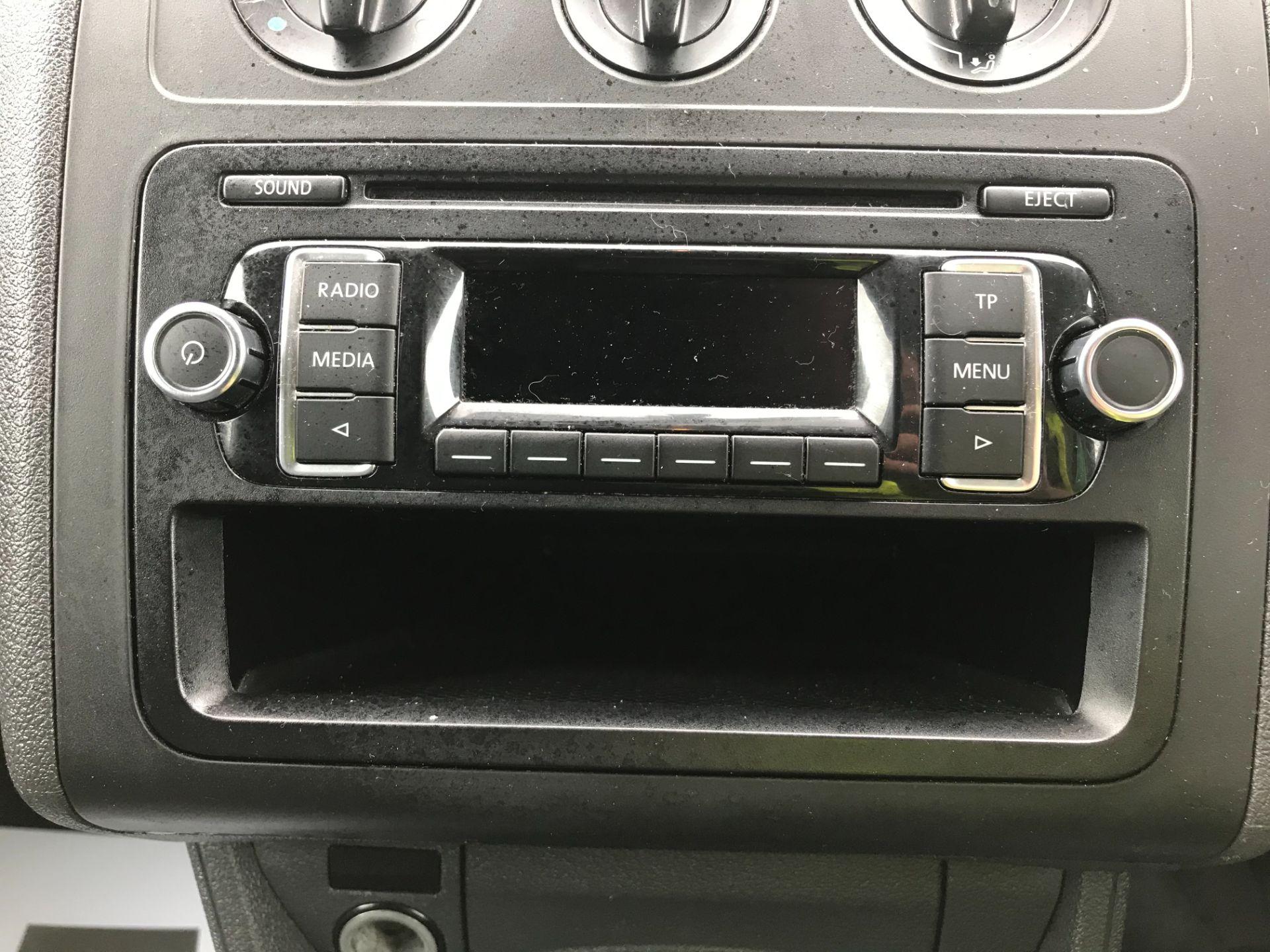 2017 Volkswagen Caddy  1.6 75PS STARTLINE EURO 5 (GF17AXG) Image 20