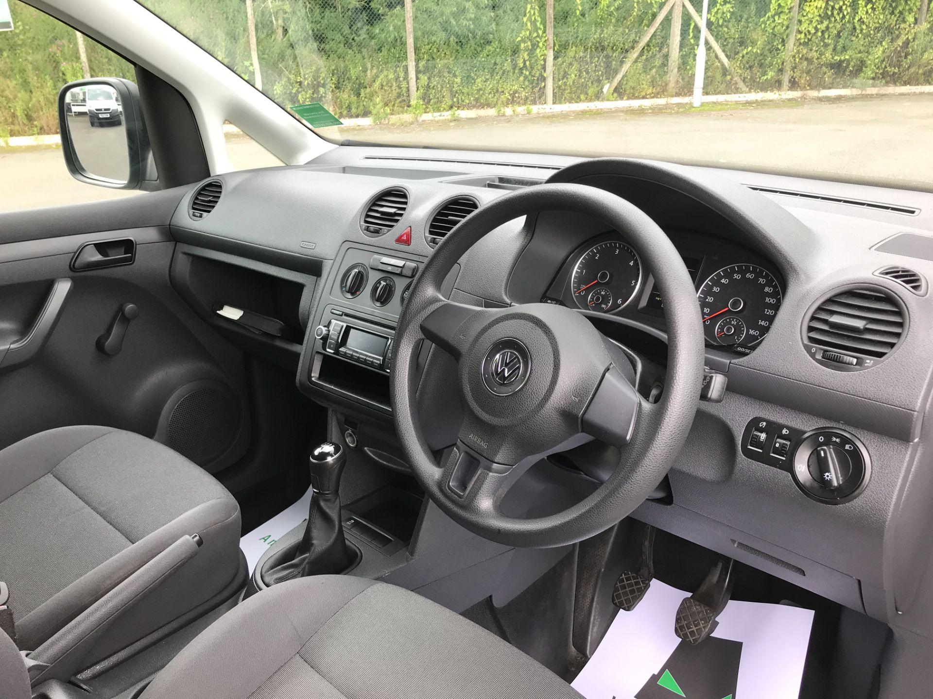 2017 Volkswagen Caddy  1.6 75PS STARTLINE EURO 5 (GF17AXG) Image 17