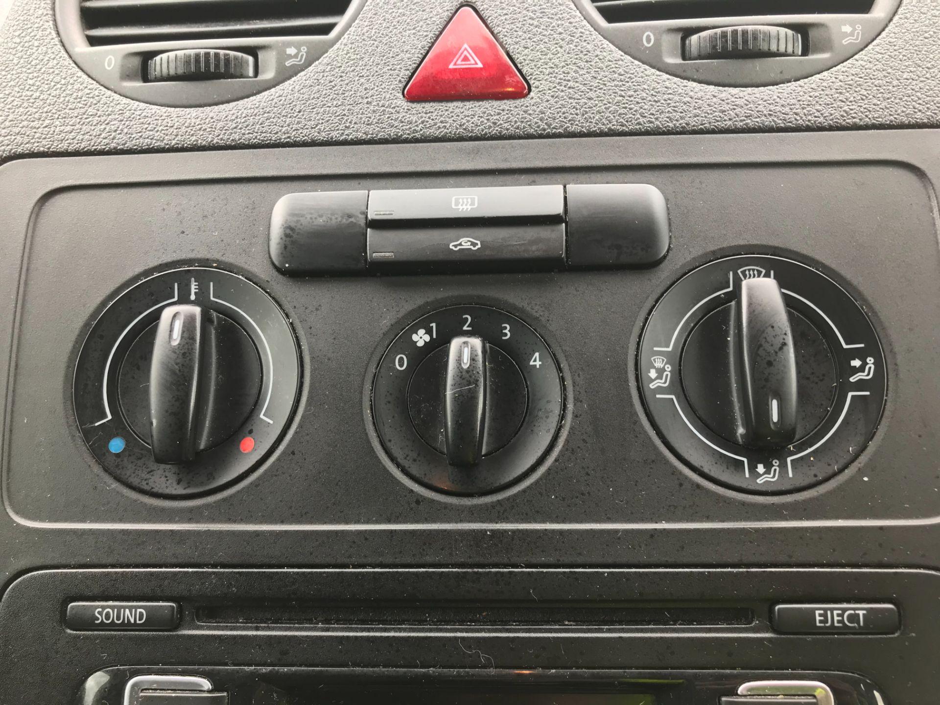 2017 Volkswagen Caddy  1.6 75PS STARTLINE EURO 5 (GF17AXG) Image 21