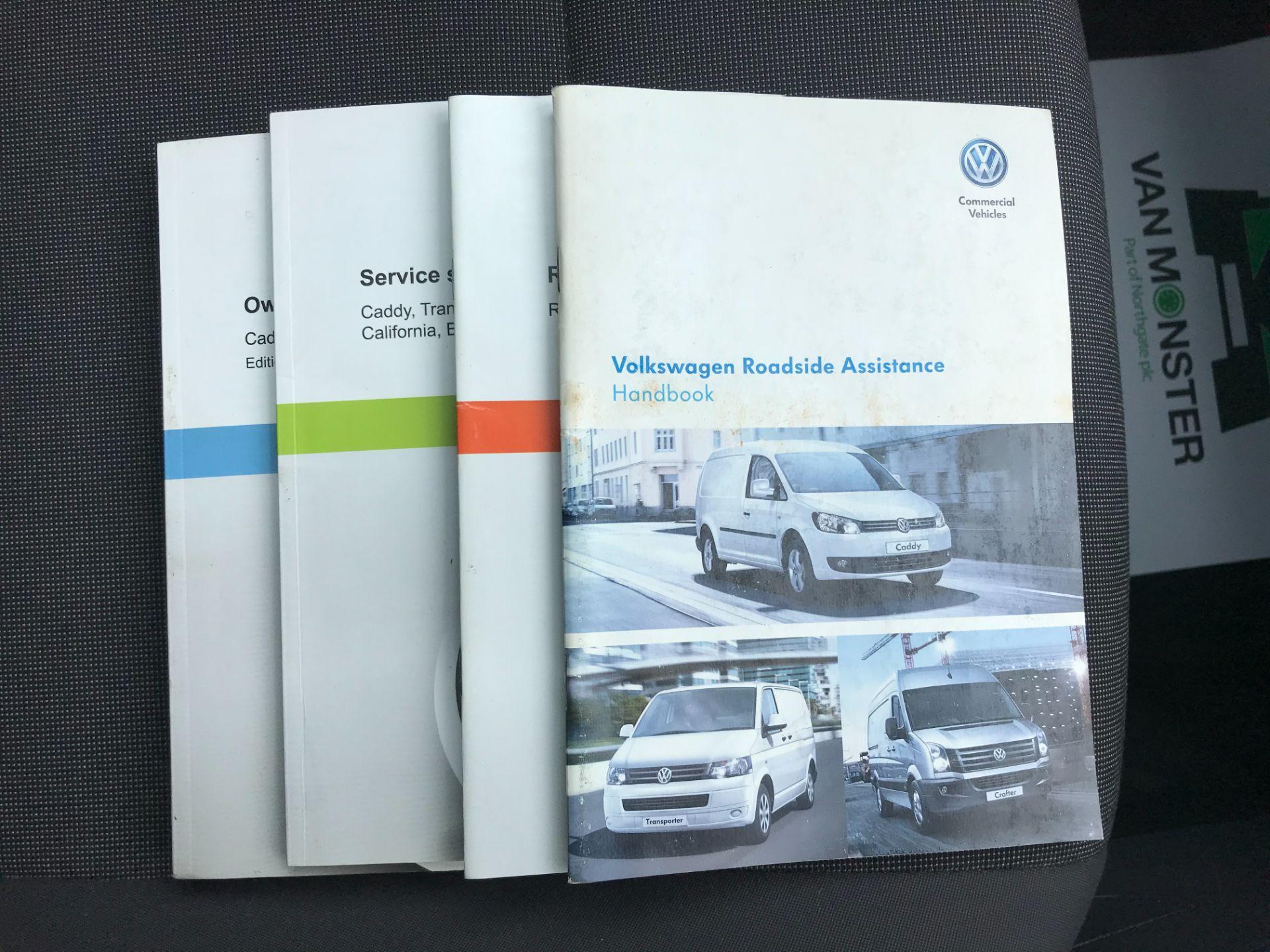 2017 Volkswagen Caddy  1.6 75PS STARTLINE EURO 5 (GF17AXG) Image 26