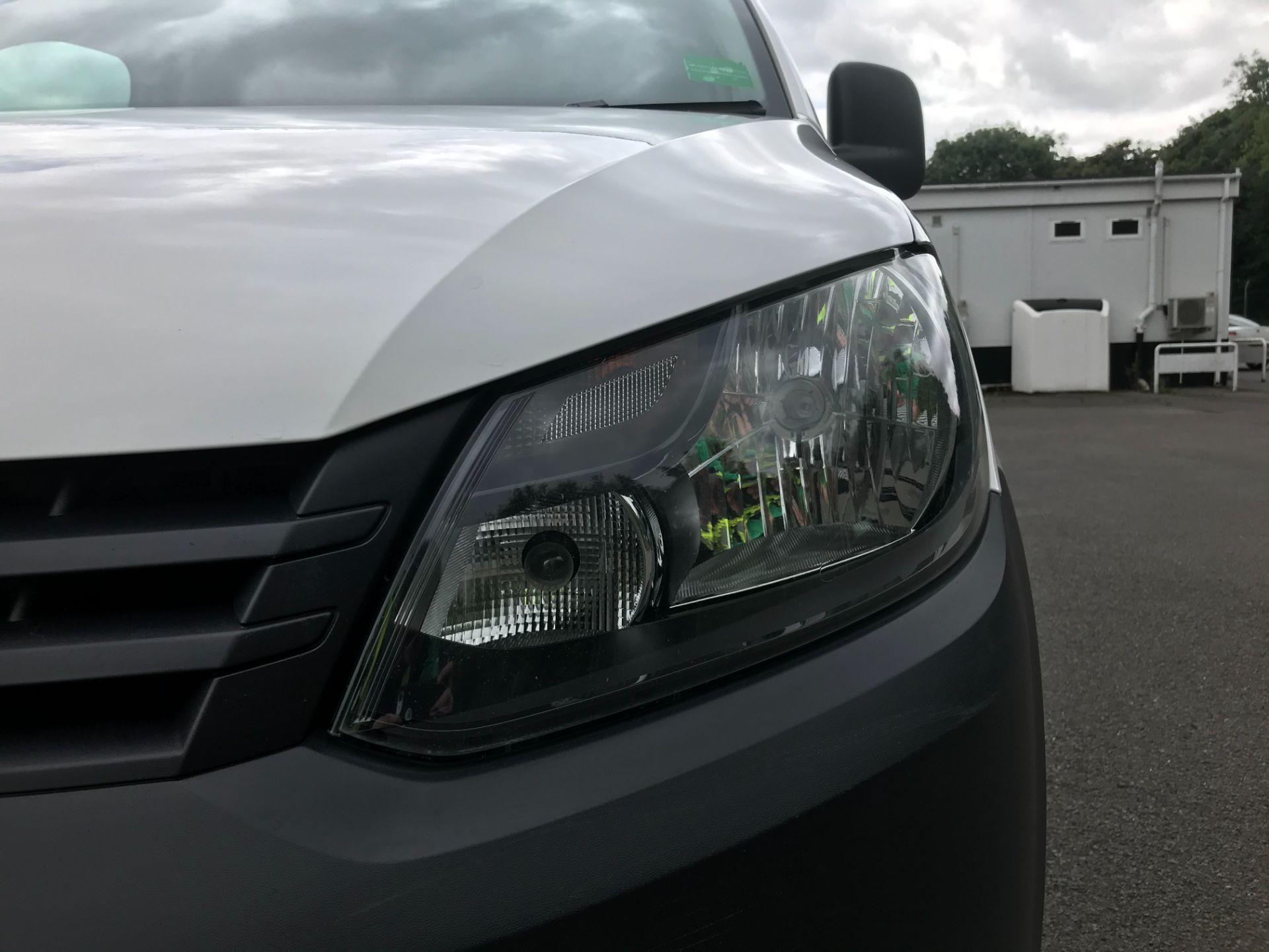 2017 Volkswagen Caddy  1.6 75PS STARTLINE EURO 5 (GF17AXG) Image 12