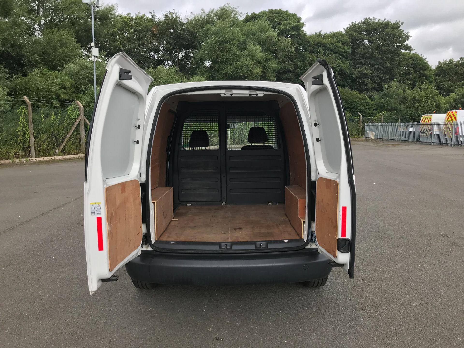 2017 Volkswagen Caddy  1.6 75PS STARTLINE EURO 5 (GF17AXG) Image 8