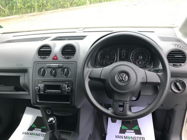 2017 Volkswagen Caddy  1.6 102PS  102 STARTLINE EURO 6 (GF17JVH) Image 17