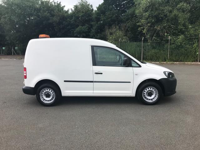 2017 Volkswagen Caddy  1.6 102PS  102 STARTLINE EURO 6 (GF17JVH) Image 10