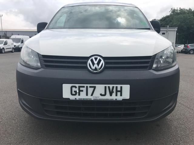 2017 Volkswagen Caddy  1.6 102PS  102 STARTLINE EURO 6 (GF17JVH) Image 11