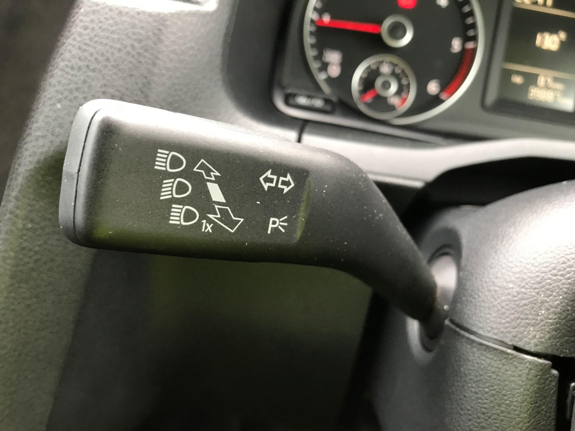2017 Volkswagen Caddy 2.0TDI BLUEMOTION TECH 102PS STARTLINE EURO 6 (GF17ODU) Image 23