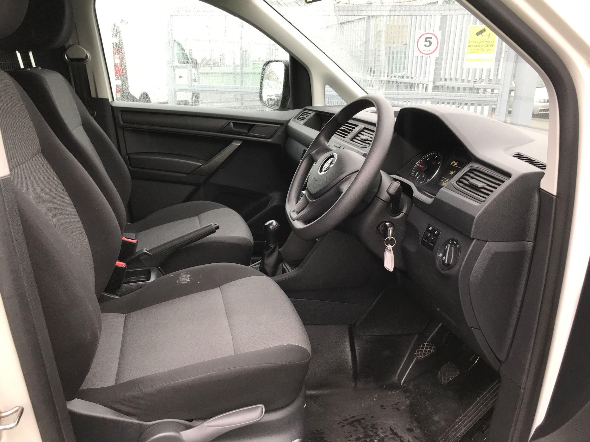 2017 Volkswagen Caddy 2.0TDI BLUEMOTION TECH 102PS STARTLINE EURO 6 (GF17ODU) Image 2