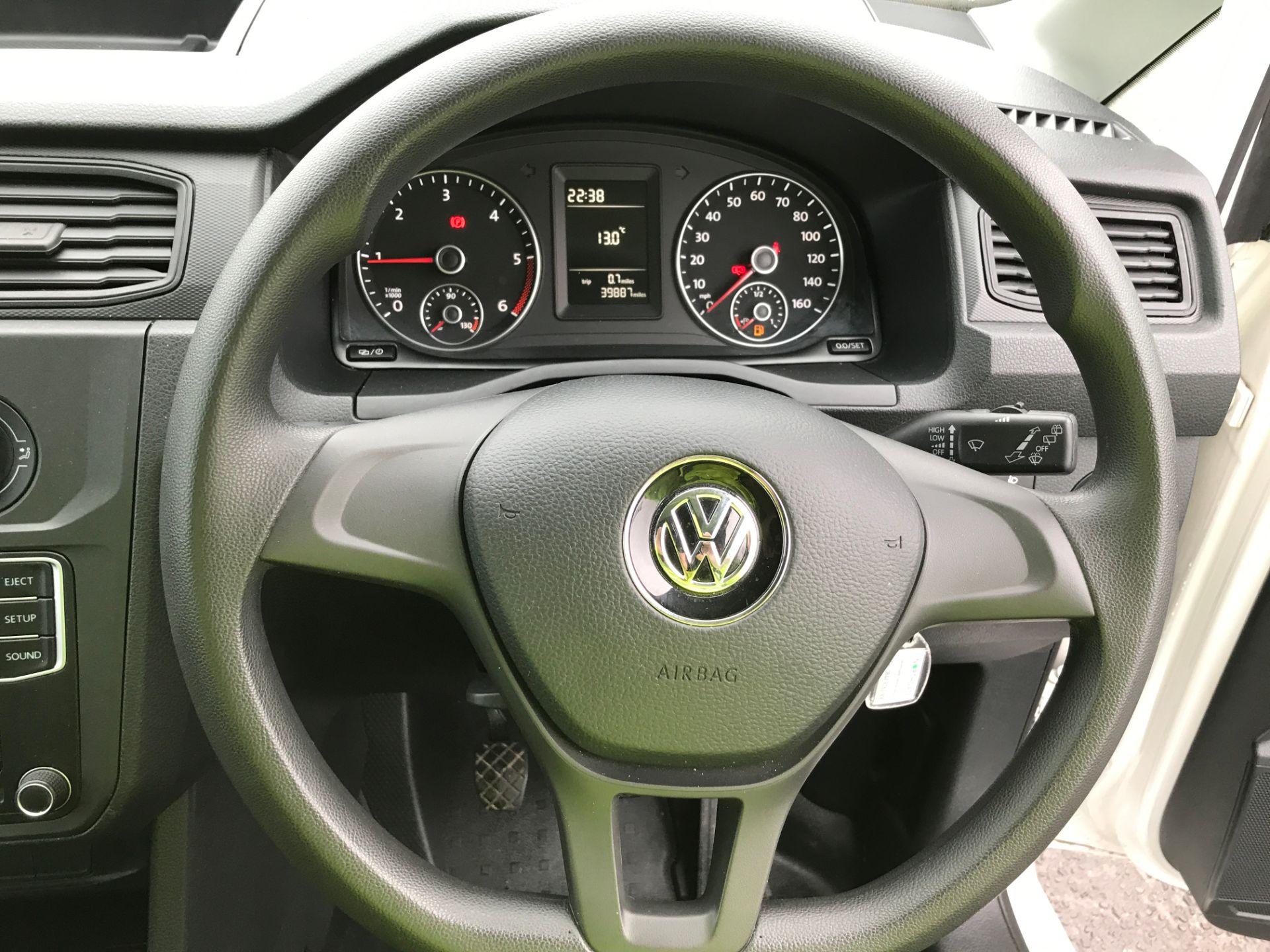 2017 Volkswagen Caddy 2.0TDI BLUEMOTION TECH 102PS STARTLINE EURO 6 (GF17ODU) Image 5
