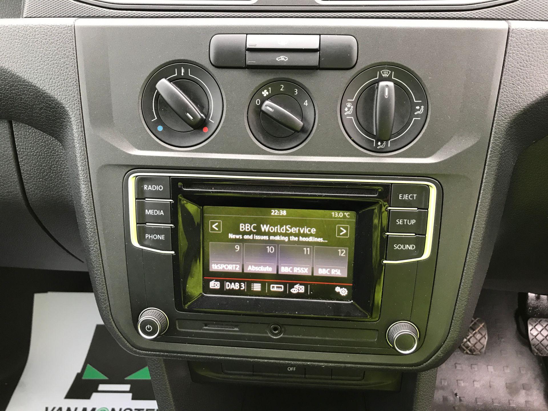 2017 Volkswagen Caddy 2.0TDI BLUEMOTION TECH 102PS STARTLINE EURO 6 (GF17ODU) Image 3