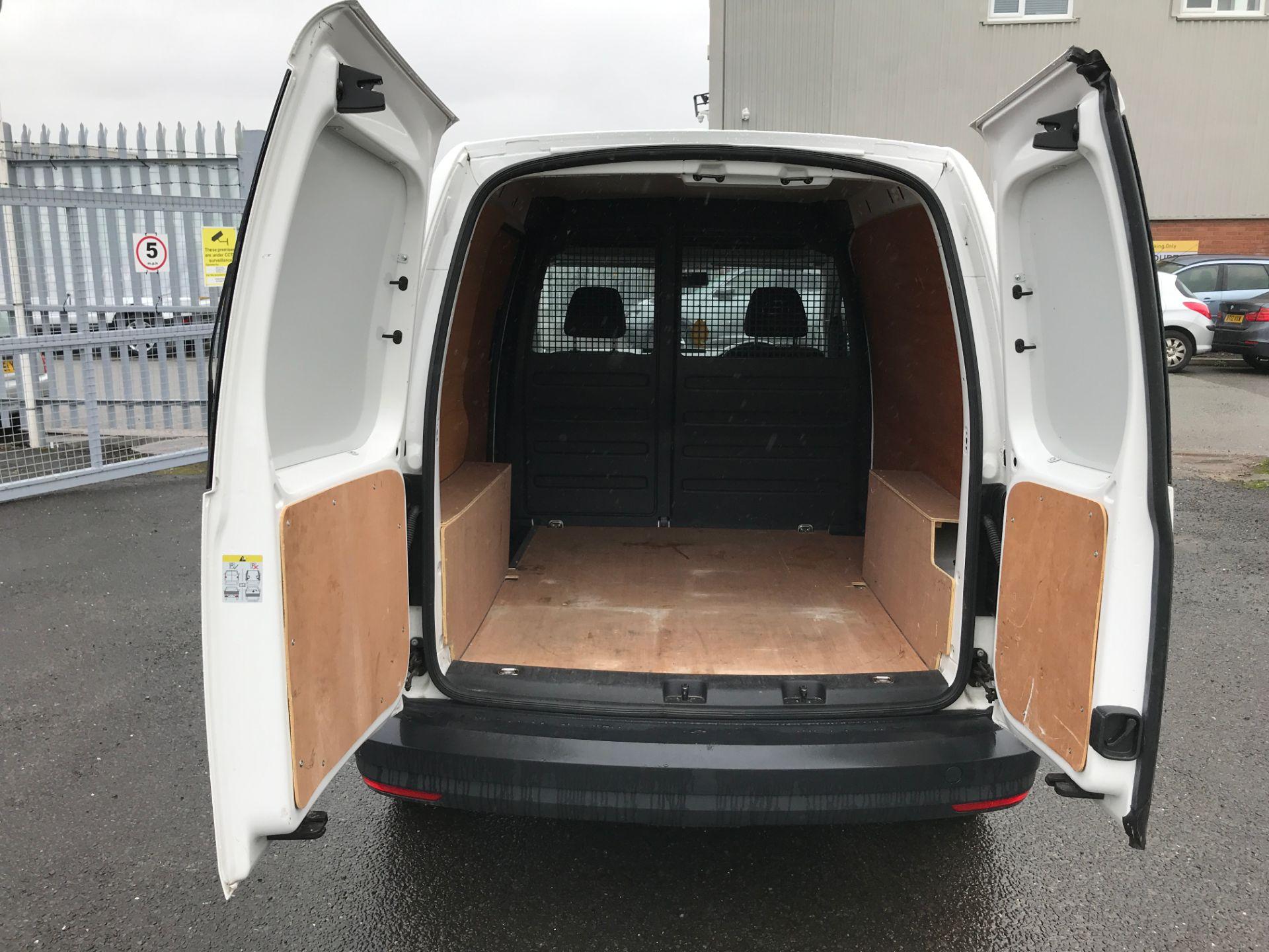 2017 Volkswagen Caddy 2.0TDI BLUEMOTION TECH 102PS STARTLINE EURO 6 (GF17ODU) Image 16