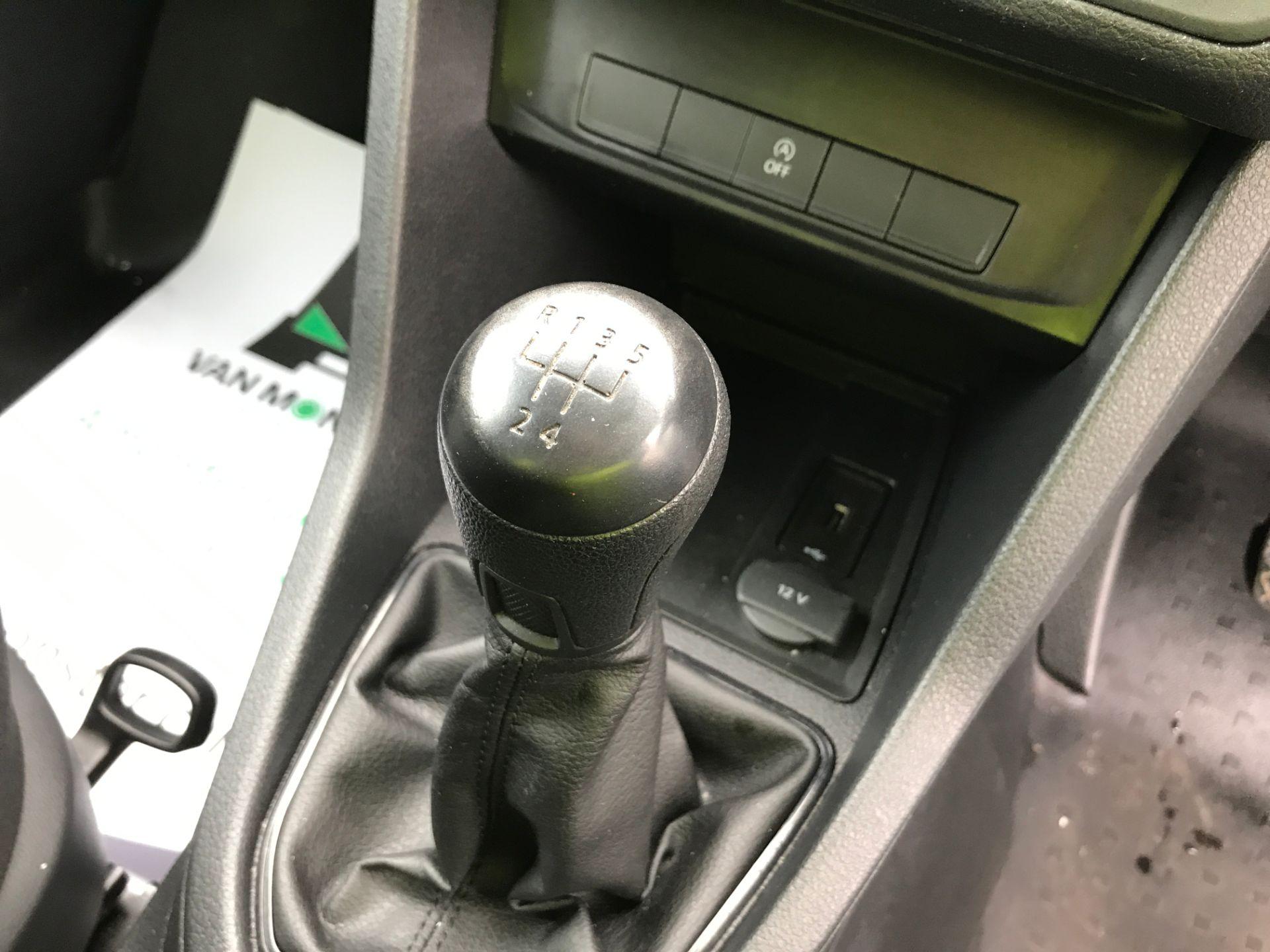 2017 Volkswagen Caddy 2.0TDI BLUEMOTION TECH 102PS STARTLINE EURO 6 (GF17ODU) Image 4