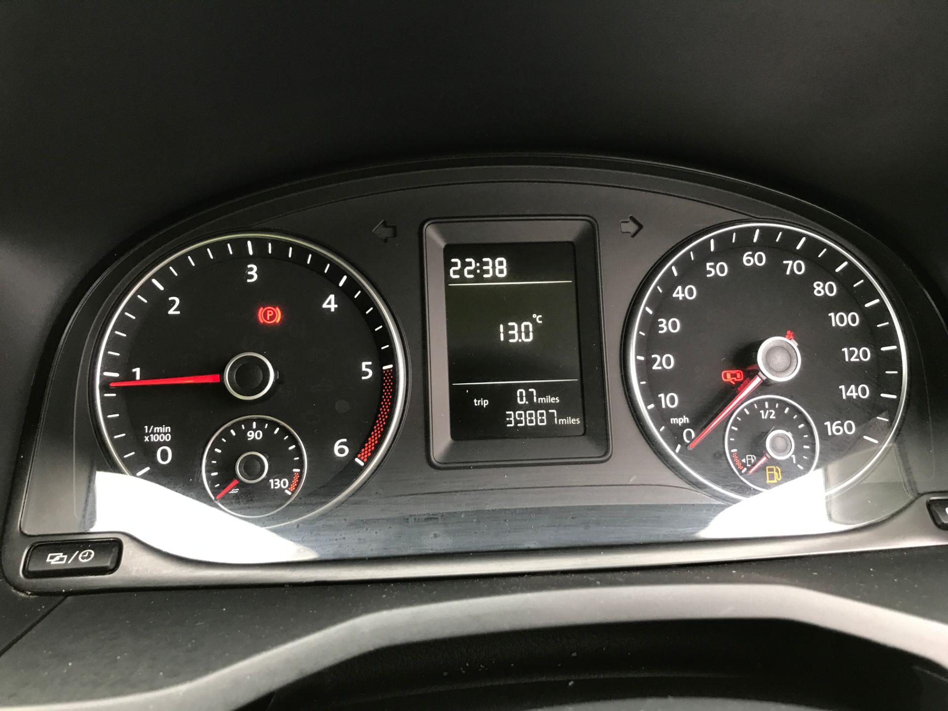 2017 Volkswagen Caddy 2.0TDI BLUEMOTION TECH 102PS STARTLINE EURO 6 (GF17ODU) Image 6