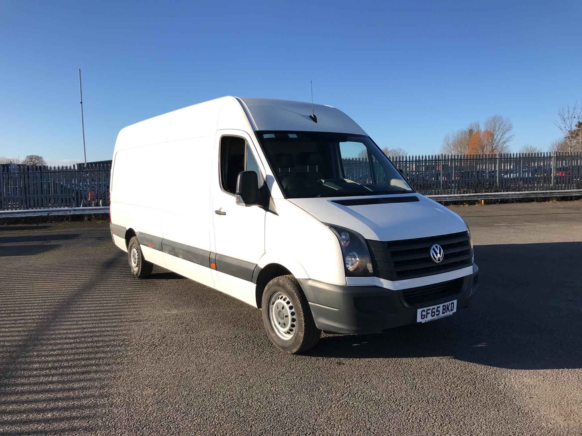 2015 Volkswagen Crafter  CR35 LWB 2.0 TDI 136PS HIGH ROOF EURO 5 (GF65BKD)