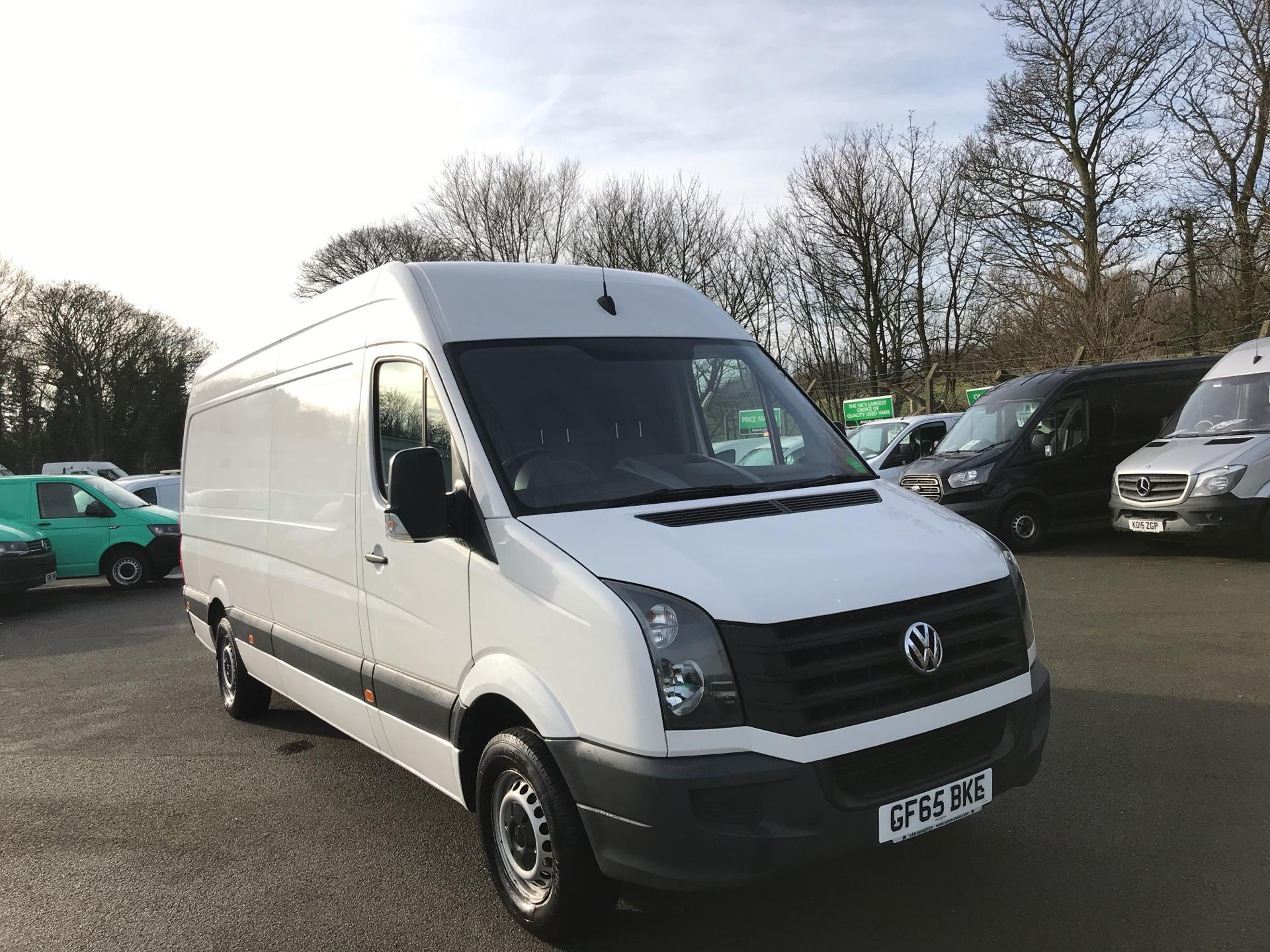 2015 Volkswagen Crafter  CR35 LWB 2.0 TDI 136PS HIGH ROOF EURO 5 (GF65BKE)