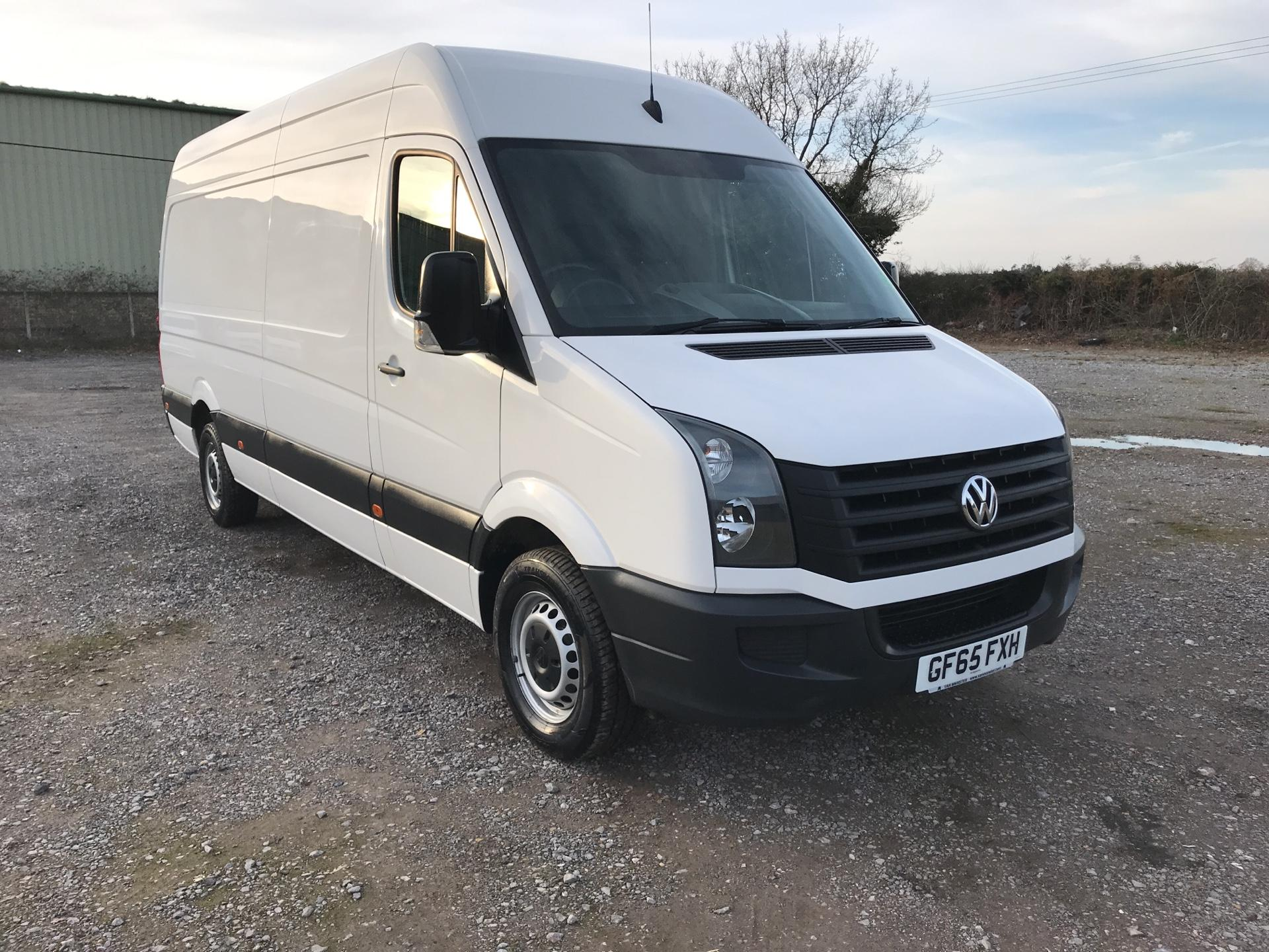 2015 Volkswagen Crafter CR35 LWB 2.0 136PS HIGH ROOF EURO 5 (GF65FXH)