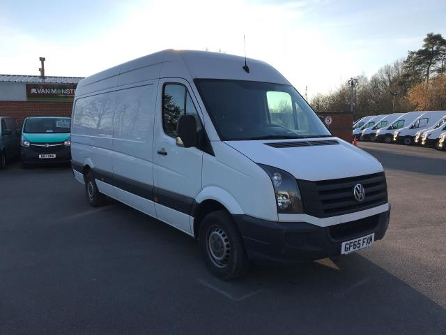 2015 Volkswagen Crafter  CR35 LWB 2.0 TDI 136PS HIGH ROOF EURO 5 (GF65FXM)