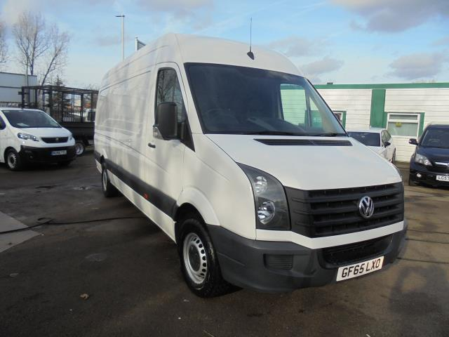 2015 Volkswagen Crafter 2.0 Tdi 136Ps High Roof Van (GF65LXO)