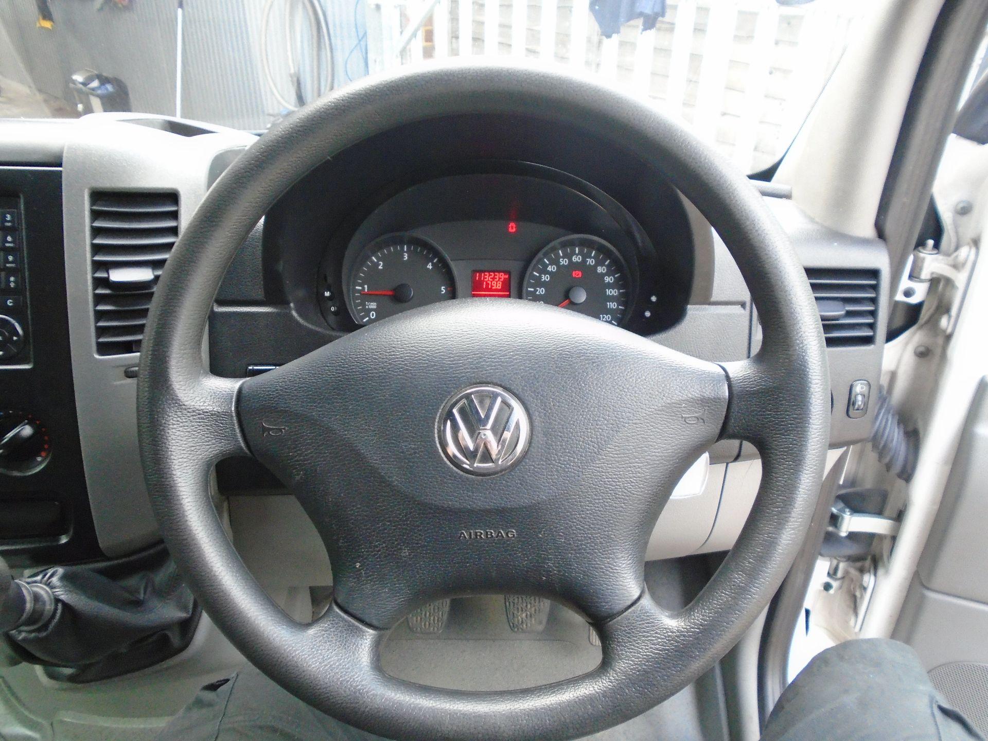 2015 Volkswagen Crafter CR35 LWB 2.0 TDI 136PS H/R EURO 5 (GF65LYX) Image 19