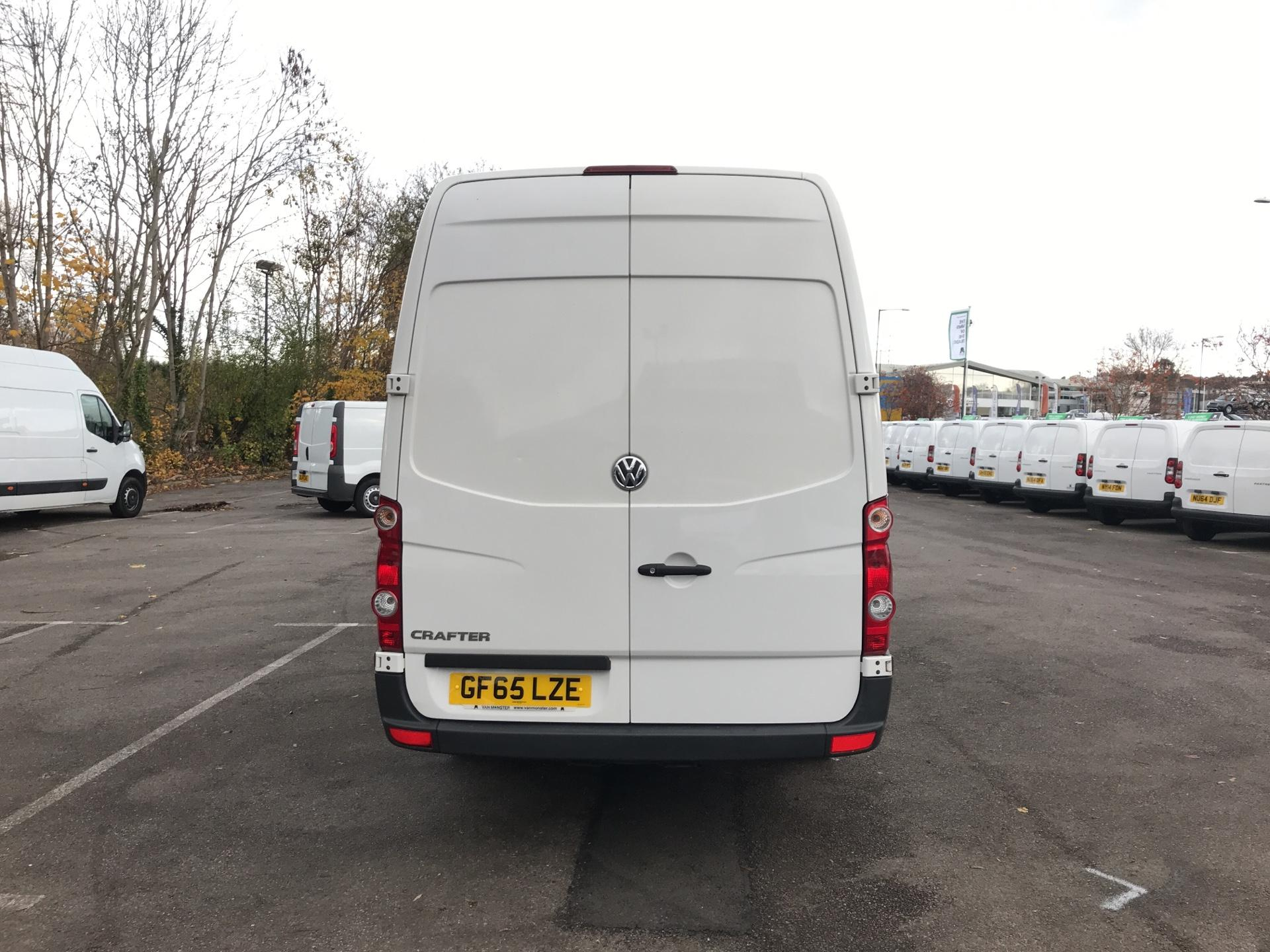2015 Volkswagen Crafter  CR35 LWB 2.0 TDI 136PS HIGH ROOF EURO 5 (GF65LZE) Image 4
