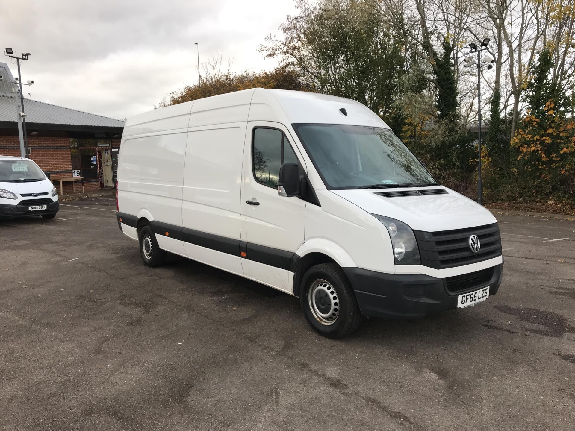 2015 Volkswagen Crafter  CR35 LWB 2.0 TDI 136PS HIGH ROOF EURO 5 (GF65LZE)