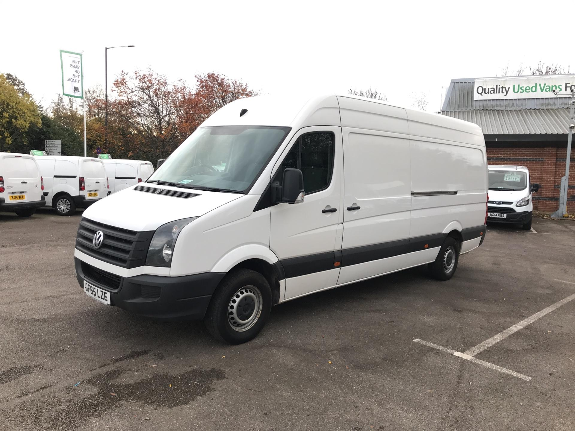 2015 Volkswagen Crafter  CR35 LWB 2.0 TDI 136PS HIGH ROOF EURO 5 (GF65LZE) Image 7