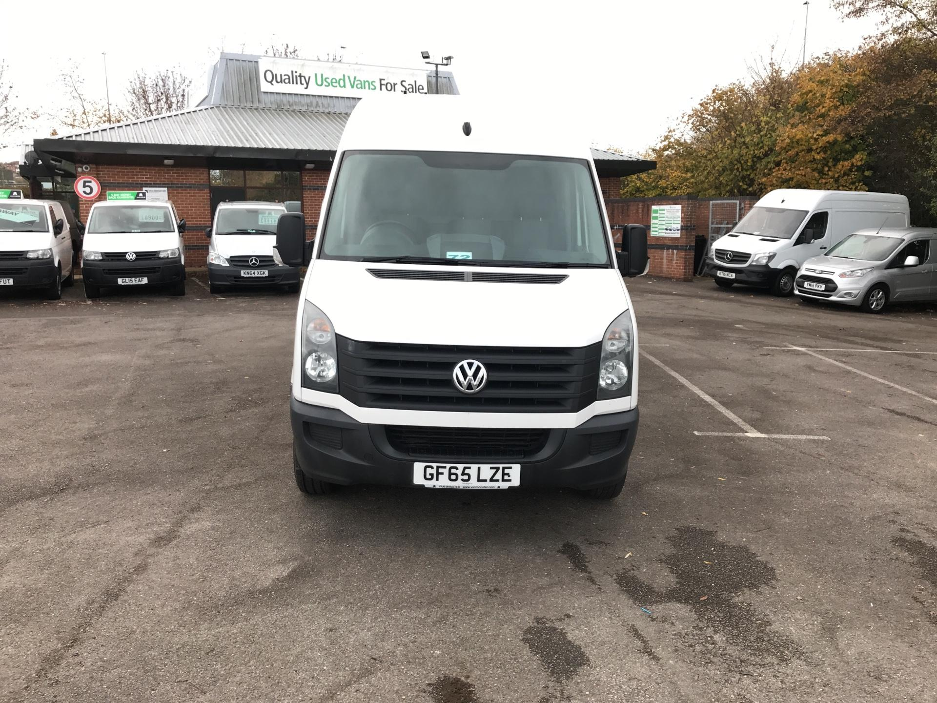2015 Volkswagen Crafter  CR35 LWB 2.0 TDI 136PS HIGH ROOF EURO 5 (GF65LZE) Image 8