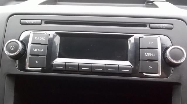 2015 Volkswagen Transporter  T28 SWB DIESEL 2.0 TDI 84PS STARTLINE EURO 5 (GF65OMG) Image 15
