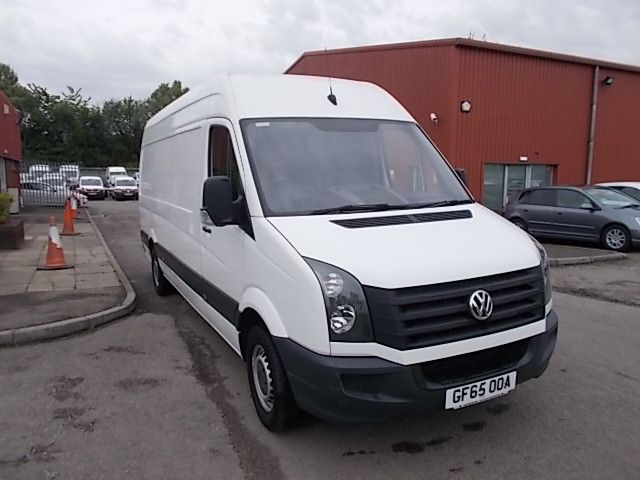 2015 Volkswagen Crafter  CR35 LWB 2.0 TDI 136PS HIGH ROOF EURO 5 (GF65OOA)