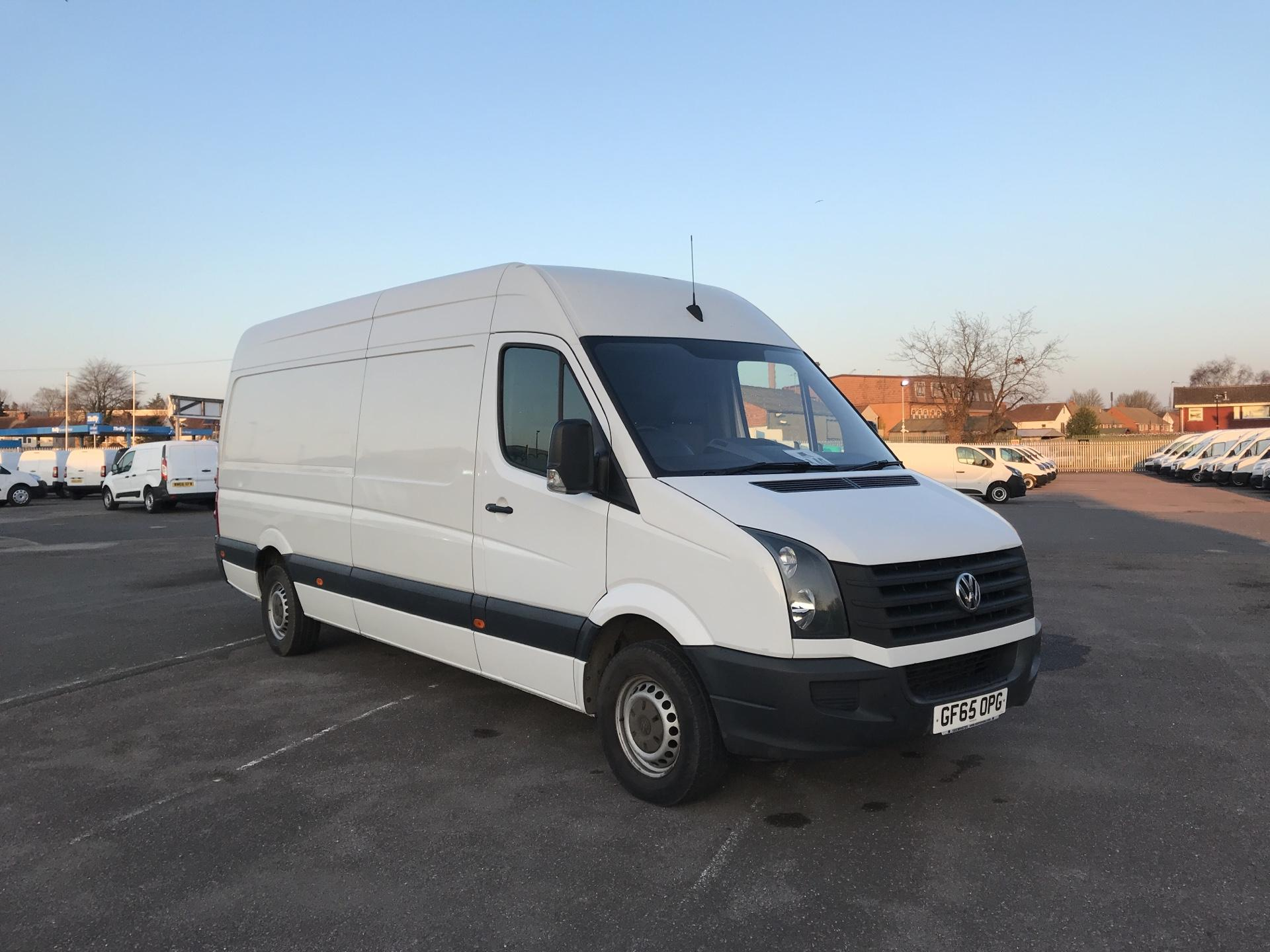 2015 Volkswagen Crafter  CR35 LWB 2.0 TDI 136PS H/R EURO 5 (GF65OPG)