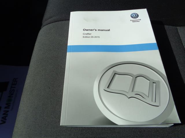 2015 Volkswagen Crafter 2.0 Tdi 136Ps High Roof Van (GF65OPK) Image 26