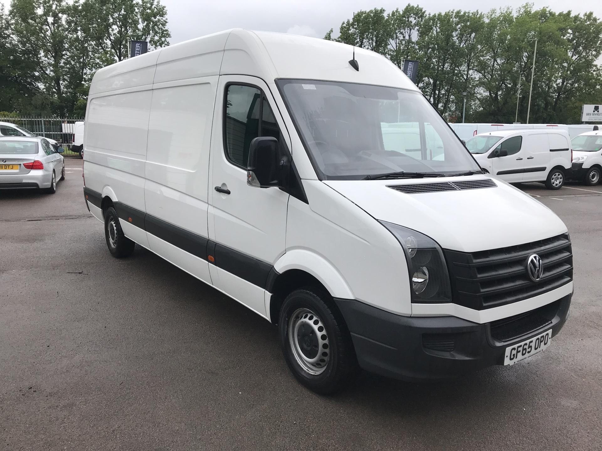 2015 Volkswagen Crafter CR35 LWB 2.0 TDI 136PS HIGH ROOF EURO 5 (GF65OPO)