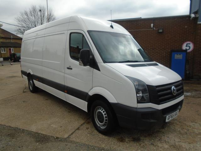 2015 Volkswagen Crafter  CR35 LWB 2.0 TDI 136PS HIGH ROOF EURO 5 (GF65SXC)