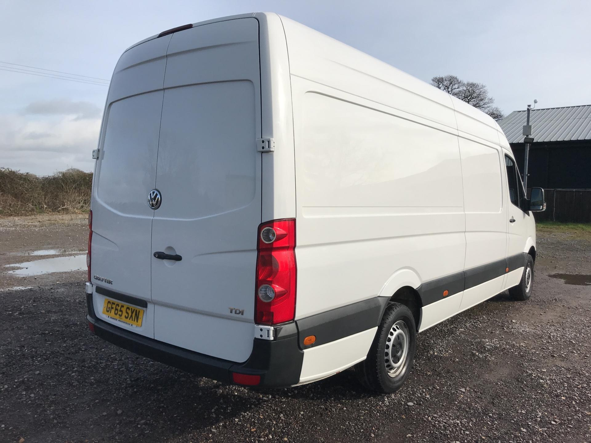 2015 Volkswagen Crafter CR35 LWB 2.0 136PS HIGH ROOF EURO 5 (GF65SXN) Image 3