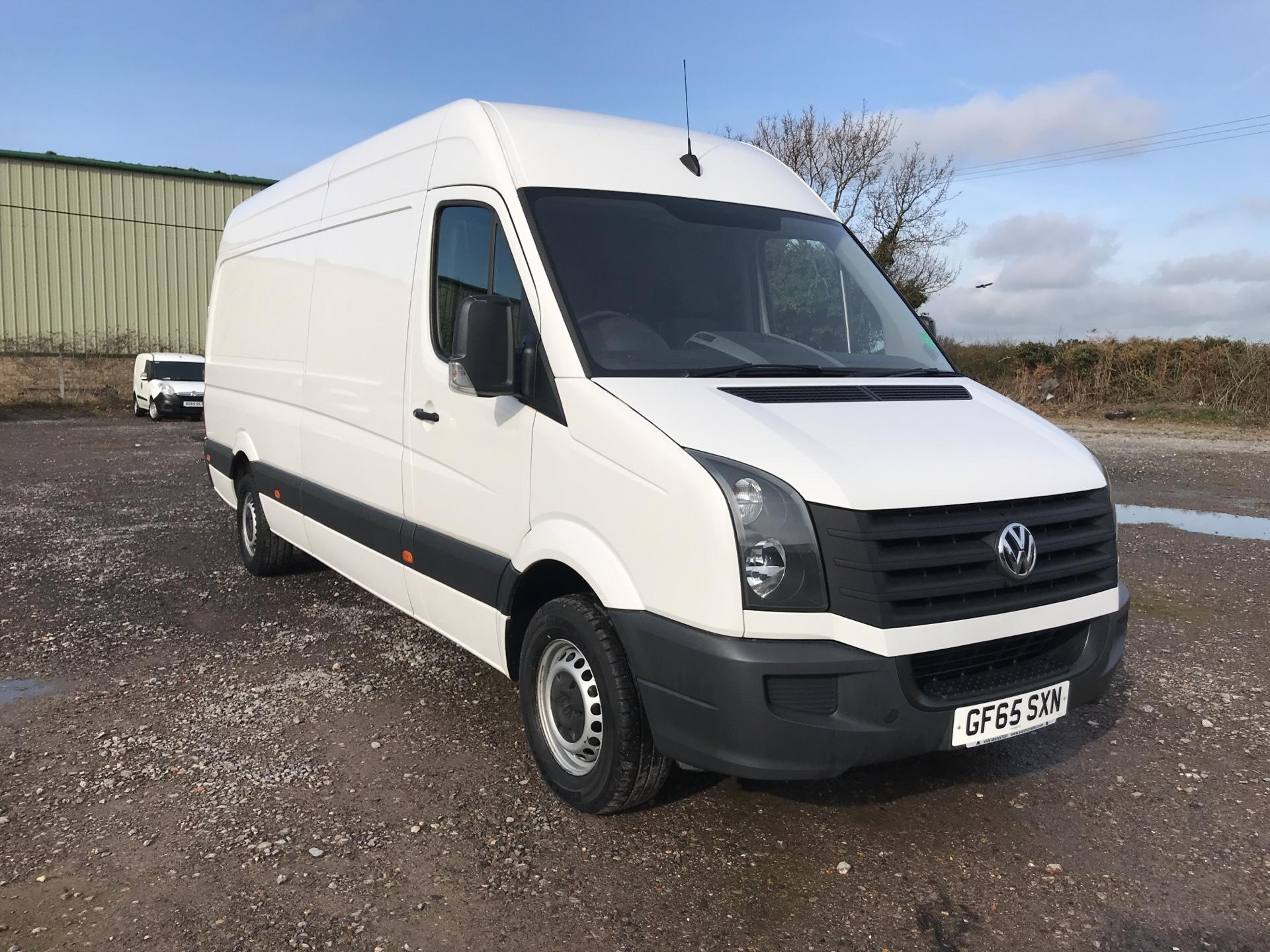 df9dd98d6c 2015 Volkswagen Crafter CR35 LWB 2.0 136PS HIGH ROOF EURO 5 (GF65SXN) Image  1