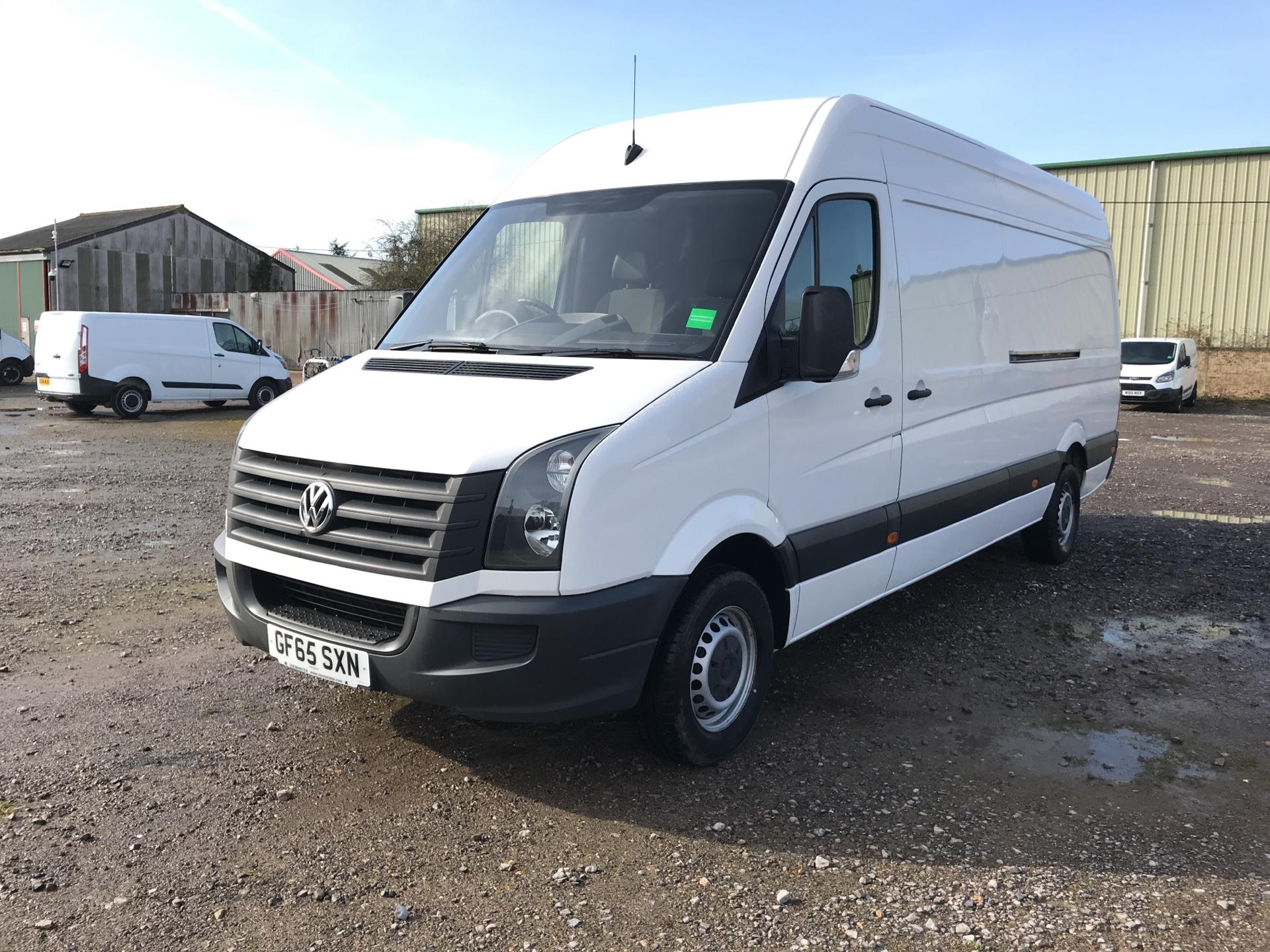 2015 Volkswagen Crafter CR35 LWB 2.0 136PS HIGH ROOF EURO 5 (GF65SXN) Image 7
