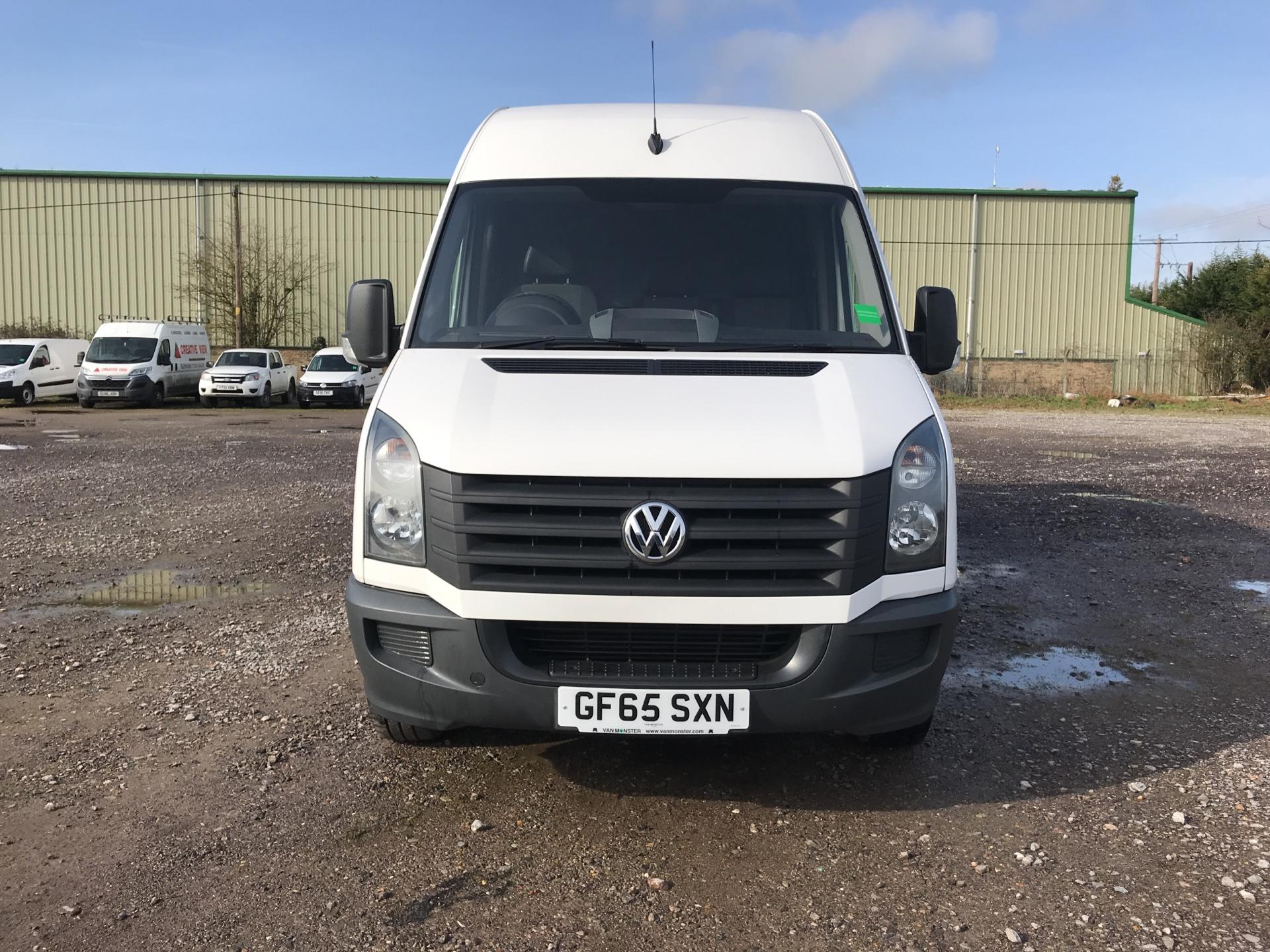 2015 Volkswagen Crafter CR35 LWB 2.0 136PS HIGH ROOF EURO 5 (GF65SXN) Image 8