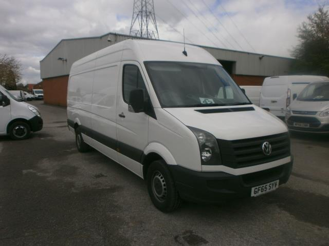 2015 Volkswagen Crafter  CR35 LWB 2.0 TDI 136PS High Roof  EURO 5 (GF65SYV)
