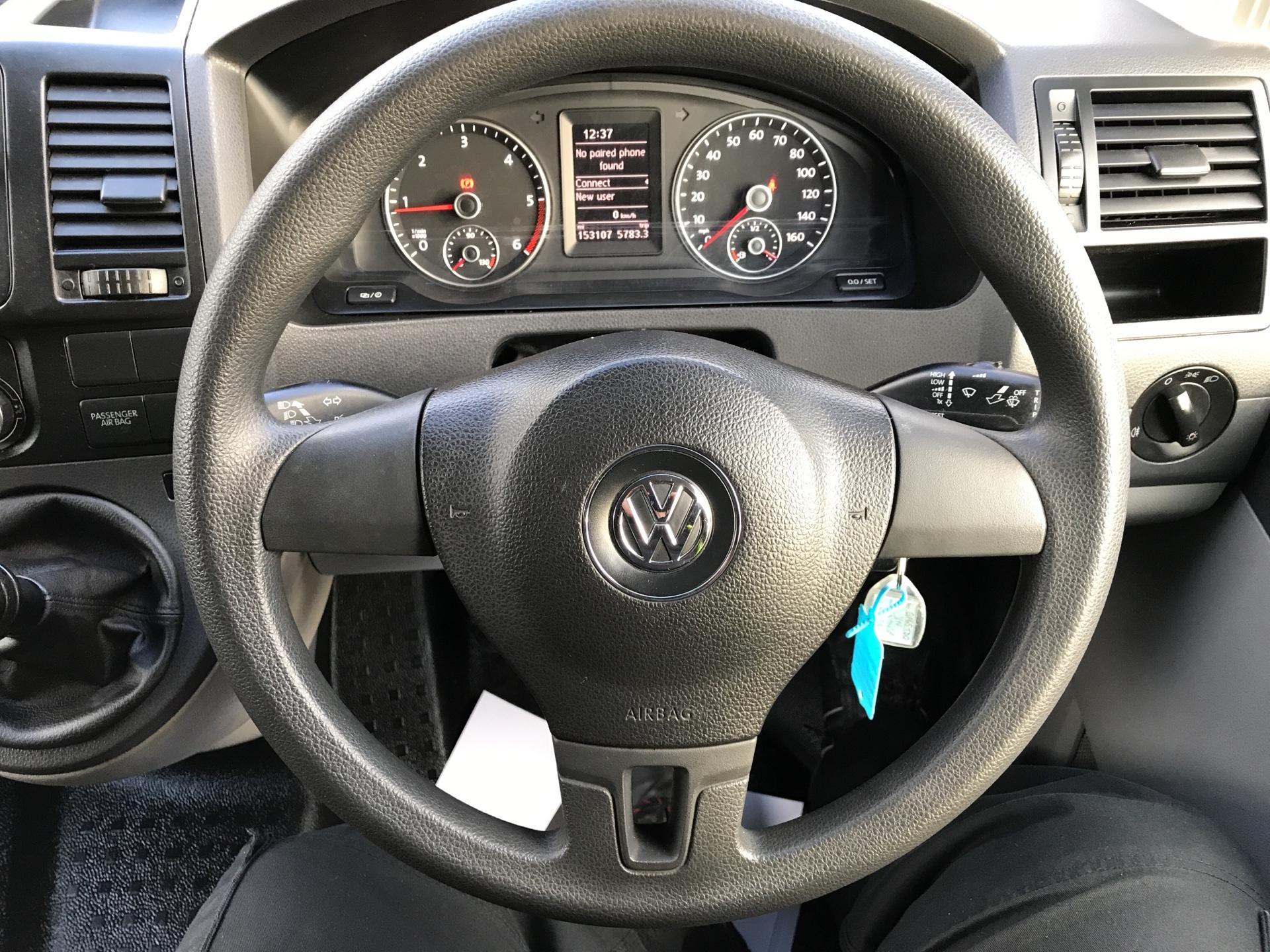 2015 Volkswagen Transporter T28 SWB DIESEL 2.0 TDI BMT 84PS STARTLINE VAN EURO 5 (GF65TDO) Image 12