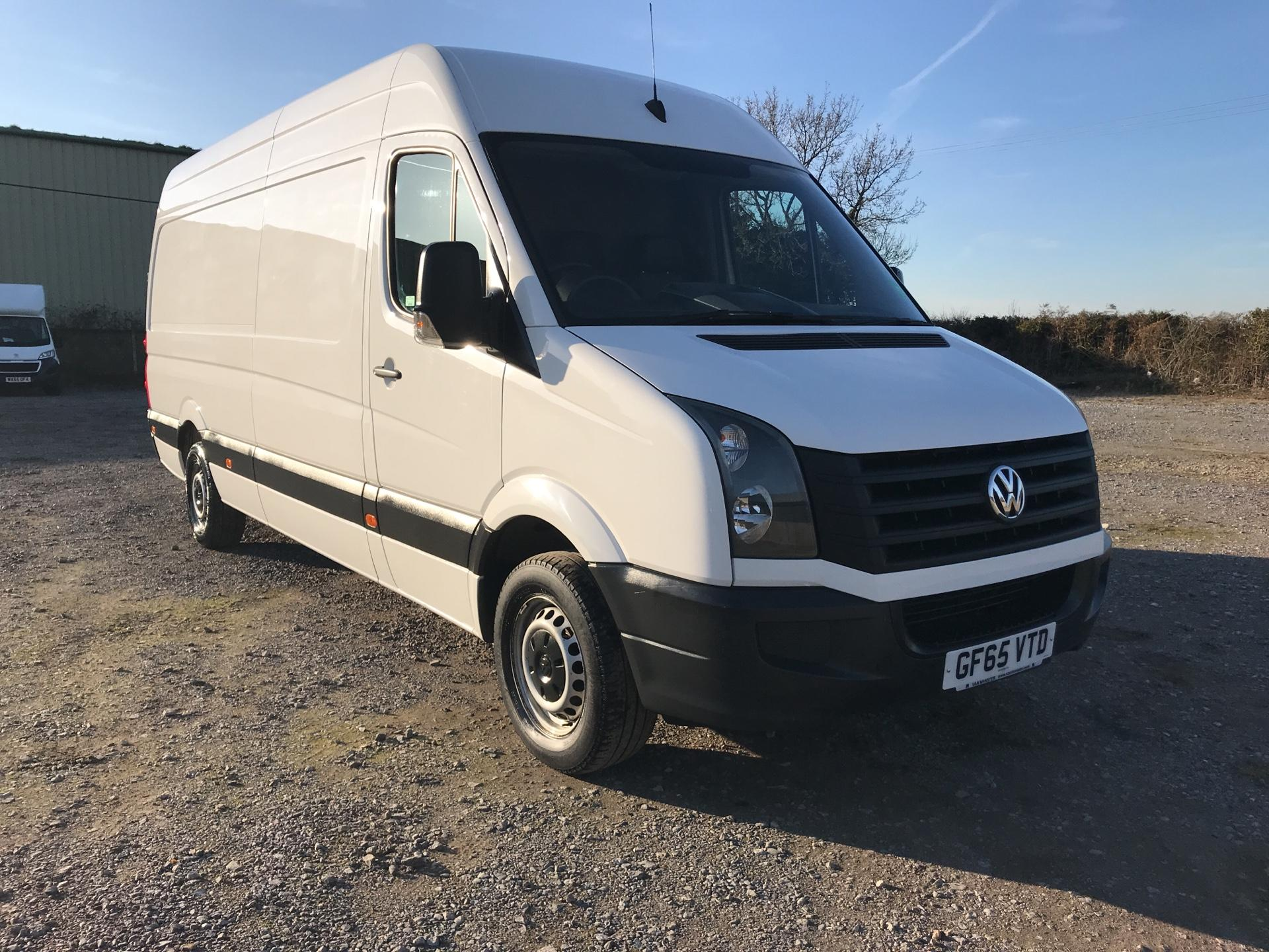 2015 Volkswagen Crafter CR35 LWB 2.0 136PS HIGH ROOF EURO 5 (GF65VTD)