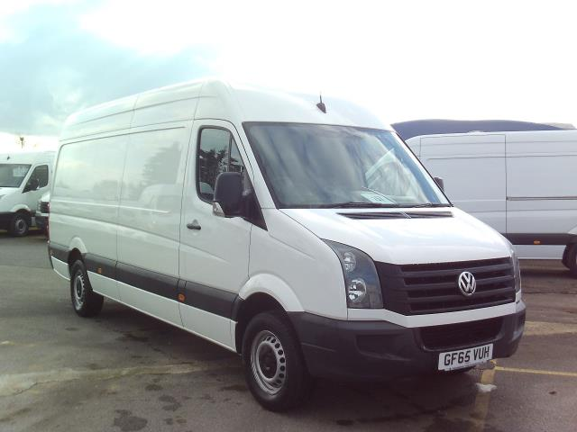 2015 Volkswagen Crafter  CR35 LWB 2.0 136PS H/R EURO 5 (GF65VUH)
